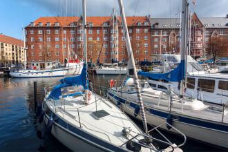 Danemarca va construi un cartier plutitor