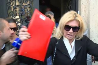 Carmen Adamescu, reținută în dosarul de delapidare şi evaziune fiscală cu prejudiciu de 10 mil. euro