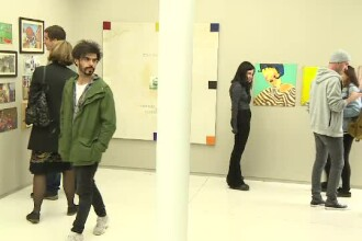 Succes pentru primul muzeu de artă privat din România. Are magazin, bibliotecă şi cafenea