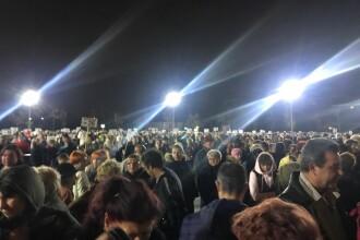 Aproximativ 7.000 de persoane din Voluntari au plecat cu autocare spre Iași, la Sfânta Parascheva
