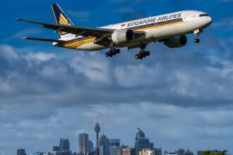 Joi are loc cel mai lung zbor comercial din lume: 16.700 kilometri în 18 ore