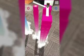 iLikeIT. Jocul săptămânii este Plank, o fantezie colorată în realitate augmentată