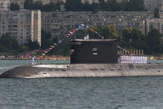 Rusia a efectuat exerciții în Marea Neagră cu un submarin supranumit