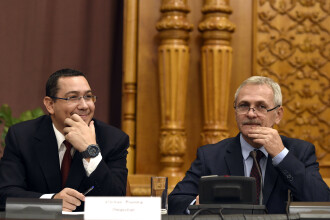 """Victor Ponta: """"Pe Dragnea îl vor da jos un pic mai greu decât l-am dat pe Ceauşescu"""""""