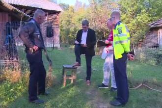 Un bărbat din Dâmboviţa a fost omorât de animalele pe care le ținea înfometate