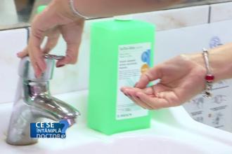 Spălarea pe mâini, mai eficientă în lupta cu infecțiile decât vitamina C