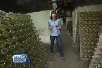 Vinul spumant poate fi folosit împotriva ridurilor. De ce ne îmbată mai repede