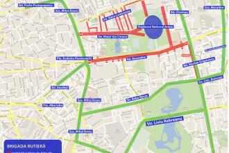 România - Serbia, azi, de la 16:00, pe PRO TV. Restricții de trafic în jurul Arenei Naționale