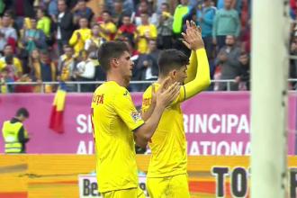 România - Serbia 0-0. Sârbii au ratat un penalti, Tamaș a fost eliminat