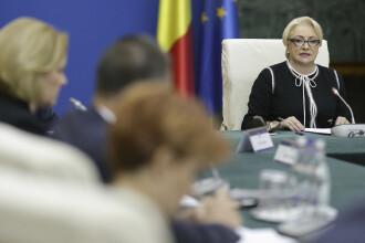 Dăncilă a făcut evaluarea miniştrilor şi urmează să o prezinte în CEx al PSD