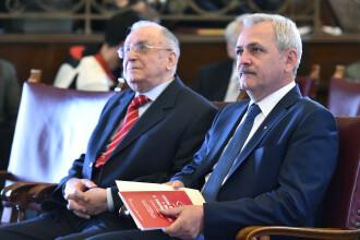 """Ion Iliescu îl avertizează pe Dragnea: """"PSD va pierde şi această minimă coerenţă"""