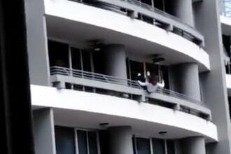 Femeia care a căzut de la etajul 27 făcându-şi un selfie, identificată.