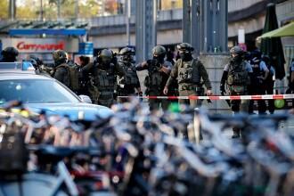 Poliția a anunțat naționalitatea celui care a luat ostatică o tânără, în gara din Koln