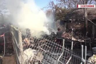 Pompierul erou care a salvat o femeie în timpul său liber. A intrat în flăcări fără echipament