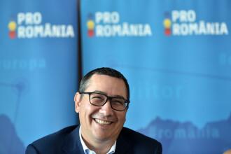 """Ponta acuză PSD că dă UDMR o """"șpagă legală"""": """"Pentru un VOT Dragnea ne vinde de TOT"""""""