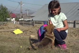 """Un nou început pentru familia Roxanei, fetița de 9 ani din Vaslui: """"S-a schimbat viața mea"""""""