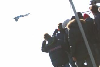 Doi piloți au murit în timpul unui exercițiu militar în Ucraina