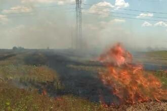 Pericolul arderii resturilor de pe câmpuri. Doi bărbați au murit în flăcări