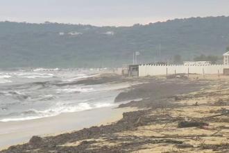 Plajele din faimoasa staţiune Saint-Tropez poluate cu țiței