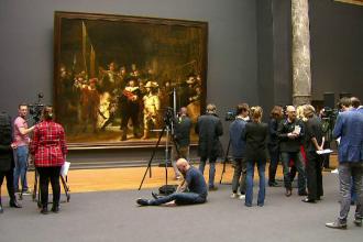 Una dintre cele mai faimoase picturi din lume va trece printr-o restaurare neobişnuită