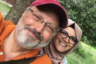 Logodnica jurnalistului ucis a refuzat invitaţia lui Trump la Casa Albă