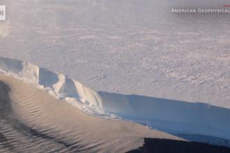 Sunet straniu descoperit la nivelul ghețarilor din Antarctica. Ce poate însemna
