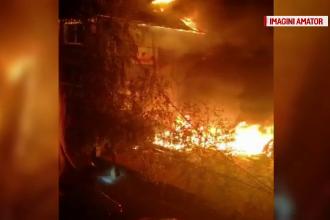 La un pas de o tragedie de proporții în Timișoara. Scene de haos după ce un hotel a luat foc
