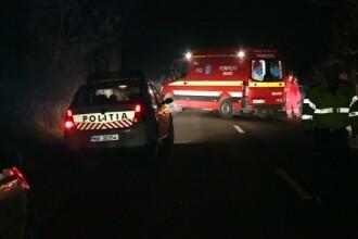 Un bărbat a murit şi doi au fost răniţi într-un accident provocat de o persoană cu probleme psihice