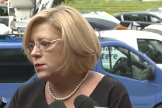 """Corina Crețu critică din nou Guvernul: """"Avem miliarde de euro care așteaptă la Bruxelles"""""""