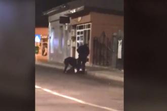 Un copil din Călărași a chemat jandarmii după ce a văzut un bărbat care amenința oamenii cu un cuțit