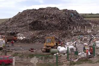 Cadavrul unei femei a fost găsit într-o groapă de gunoi din Ilfov