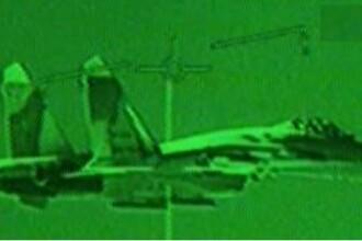 Avion rusesc interceptat în apropierea spațiului aerian românesc. Reacția MApN