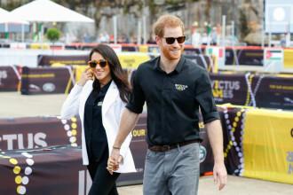 Cum au încălcat Meghan și Harry protocolul regal în timpul vizitei în Australia. FOTO