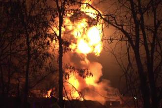 S-a descoperit cauza incendiului violent din Sibiu. Cine este responsabil pentru dezastru