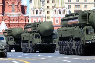 Prima reacţie a Kremlinului, după ce SUA a anunţat că iese din tratatul Forţelor Nucleare.