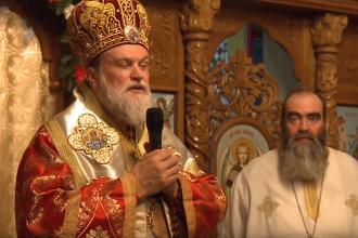 Enoriaşi pedepsiţi de episcop după referendum, în biserica reparată din banii lor