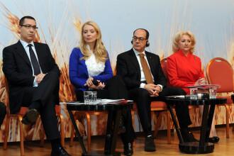 """Alianța Vestului. Ponta: """"Atenuează efectele nocive ale Puterii centrale (analfabetă)"""""""