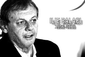Ilie Balaci a murit. Mesajul soției după tragedie