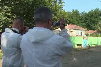 Trupul unui fost poliţist din Brăila a fost găsit tranşat. Fosta soție, reținută