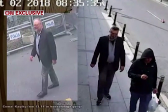 Înregistrarea cu moartea lui Jamal Khashoggi, trimisă de turci americanilor și saudiților