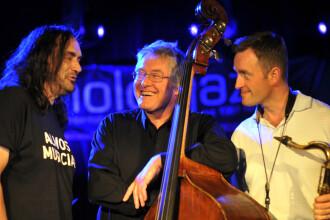 Arild Andersen Trio concertează pe 22 octombrie la Jazz Nouveau în Control Club.