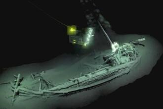 Descoperire în Marea Neagră, legată de un erou legendar.