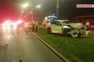 Apropiat al lui Balaci, implicat într-un accident după ce a plecat de la priveghi