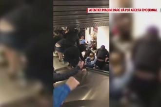 Incidentul de la metroul din Roma. Starea celor 30 de suporteri ruși răniți