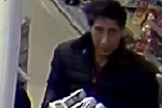 Motivul pentru care poza unui hoț căutat de autoritățile britanice a devenit virală