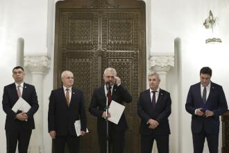 """PSD refuză să refacă legile justiției. Dragnea: """"Nu e nevoie în opinia noastră"""""""