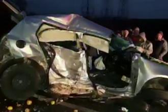 Accident grav într-o localitate din Constanța. Două persoane au murit