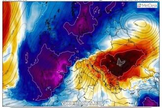 Anomalii meteo în Europa. Ce se întâmplă cu vremea în România în următoarele zile