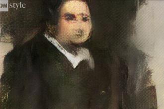 Suma neașteptată cu care s-a vândut tabloul pictat de un robot cu inteligență artificială