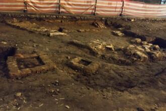 Arheologii mută un cimitir istoric, cu 40.000 de morminte, pentru o linie nouă de cale ferată, în Anglia